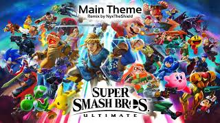 Super Smash Bros. Ultimate Main Theme [Drum and Bass Remix by NyxTheShield]