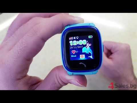 Ollly интелигентен часовник за деца IP65 водоустойчив sos-call WI-FI DF25 14