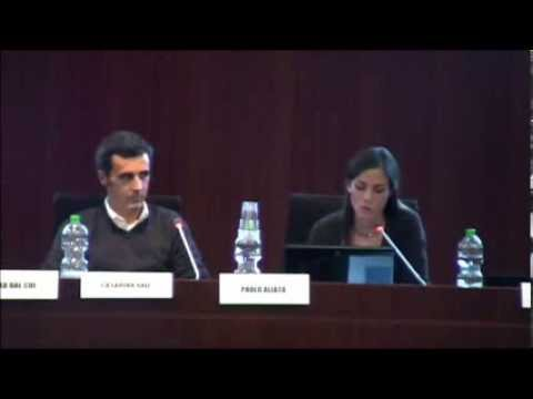 Intervento Dott. Paolo Manfredi e Dott.ssa Licya Wolhfarth