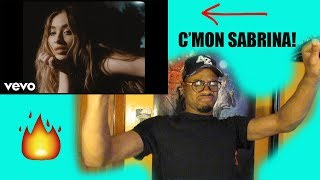 Sabrina Carpenter - In My Bed (Visualizer Video) *REACTION* 🔥😍
