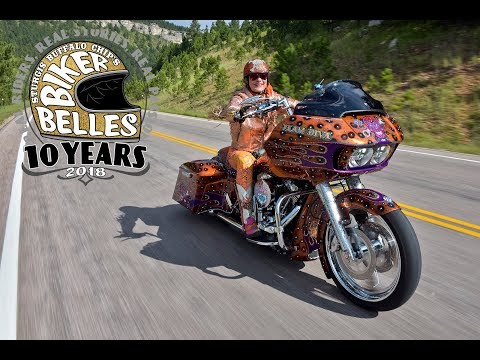 A Personal Invitation to the 2018 Biker Belles