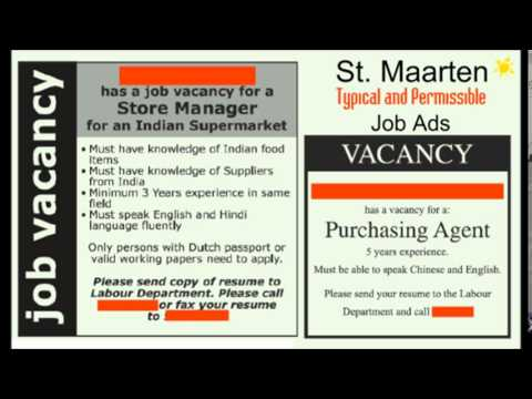 St. Maarten Job Kiosk - Real Jobs Awareness Week (2)