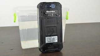 Blackview BV9500 - бескомпромиссный защищённый смартфон 2018