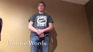 Career Academy-Positive Words-533786