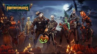 Live Fortnite : HELP A NABBO TO FAR REAL VITTORY! Halloween event! Nintendo Online Giveaway