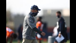 Takeaways from Vic Fangio's Camp Presser | Huddle Up Podcast
