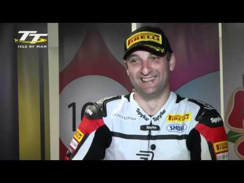 TT 2012 - TT Zero Race - Michael Rutter - Motoczysz Elpc / Team Segway Racing