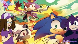 Review - Sonic Comic IDW 4