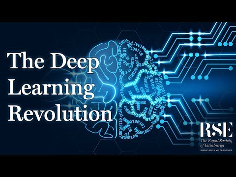 'The Deep Learning Revolution' - Geoffrey Hinton - RSE President's Lecture 2019