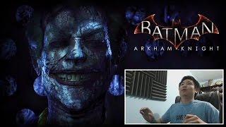 Batman Arkham Knight - E3 2015 trailer! [unCAGEDgamez Reaction]