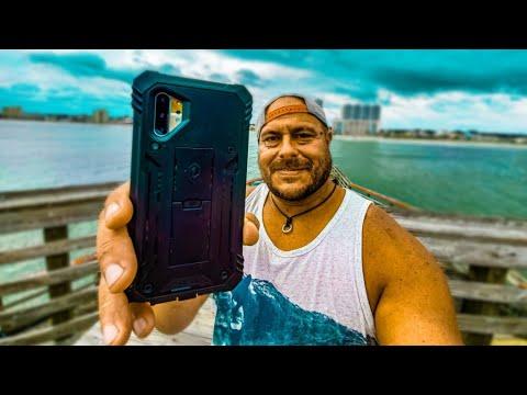 Case INDESTRUCTIBLE Para El Samsung Galaxy NOTE 10 Plus 5G - Poetic