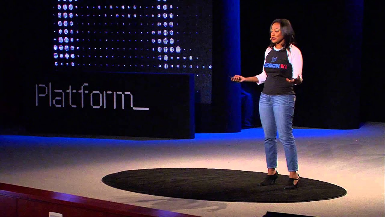 Kesha Cash speaking at Platform Summit 2014 - YouTube