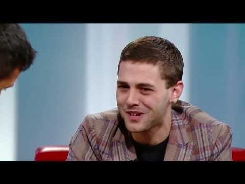 Xavier Dolan On George Stroumboulopoulos Tonight: INTERVIEW