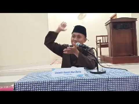 Tanda-tanda Hari Kiamat & Sifat Al Mahdi - Ustadz Ammi Nur Baits