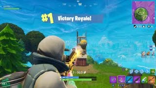 Fortnite 16 KILL SOLO WIN WITH NEW ABSTRACT SKIN!!