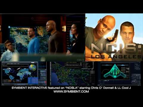 """Symbient Interactive LLC Featured on """"NCIS: Los Angeles"""""""