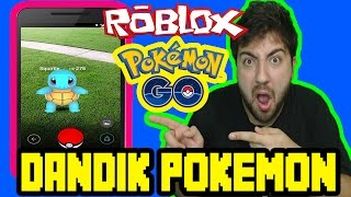 Roblox Pokemon Go - I Caught the Most Fantastic Pokemon