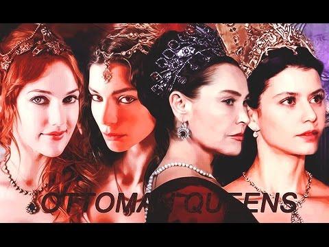 ●Ottoman Queens ♥Hurrem, Nurbanu, Safiye & Kosem♥ I Alive ●