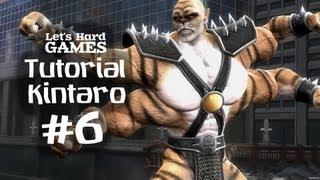Mortal Kombat 9: Komplete Edition #6 Обучение Kintaro [Tutorial][Fatality][PC]