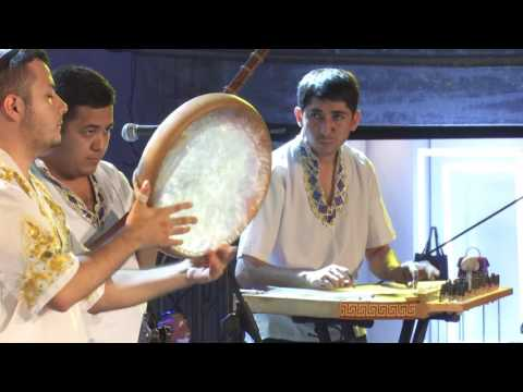 [Rhythm of the Earth#11] Uzbekistan - Sirdaryo navolari and ElmShox