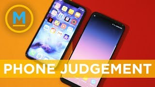New survey says single people judge their dates based on the phone they own | Your Morning