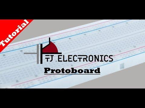 Que es una protoboard?|TJ ELECTRONICS