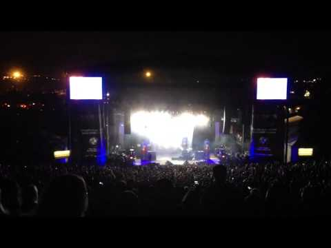 Marilyn Manson  Lunch Box  Irvine Meadows Amphitheater  July 9 2015