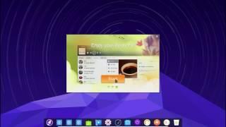 ArchLinux Deepin Desktop Environment -  Novembre 2016