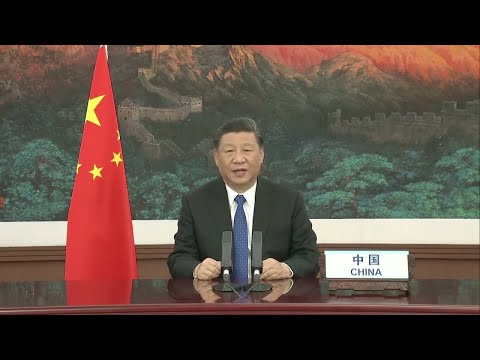 Covid-19: Xi Jinping denies China hasn't been transparent about the spread of the coronavirus