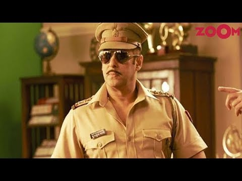 Salman Khan's Dabangg 3 shooting going as per schedule and most of the project done