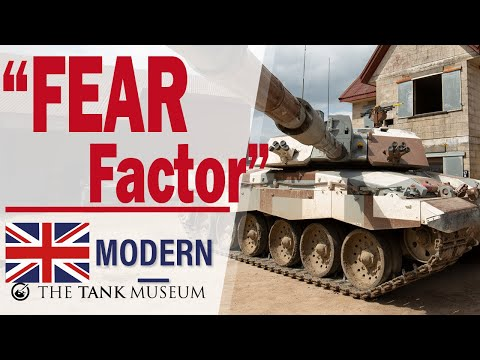 Tank Chat #92 | Challenger 2: Full Length |The Tank Museum