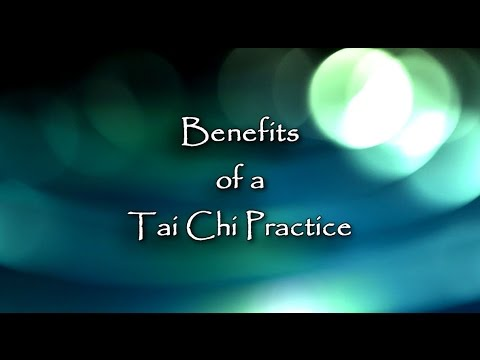The Benefits of Tai Chi Practice with Taoist Monk Yunrou