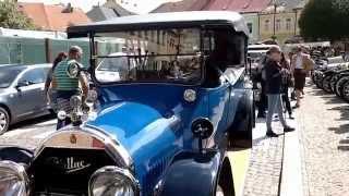 Veteran Rallye Kutná Hora 2014