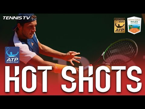 Pouille Shows Power And Touch At Monte-Carlo 2017
