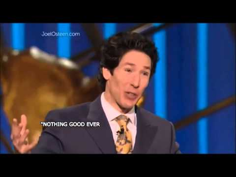 Joel Osteen   The God Who Closes Doors 2015