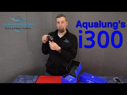 First look at the i300 from Aqualung