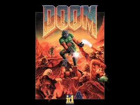Doom OST - E1M2 - The Imps Song