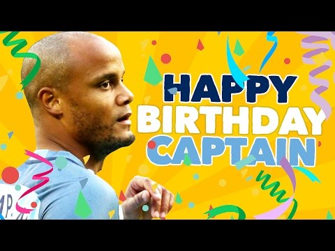 HAPPY BIRTHDAY VINCENT KOMPANY! | The Best Bits