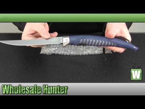 Buck Knives Silver Creek Folding Fillet Mfg#220BLS