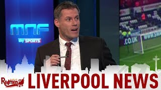 Carragher Suspended By Sky   #LFC Daily News LIVE