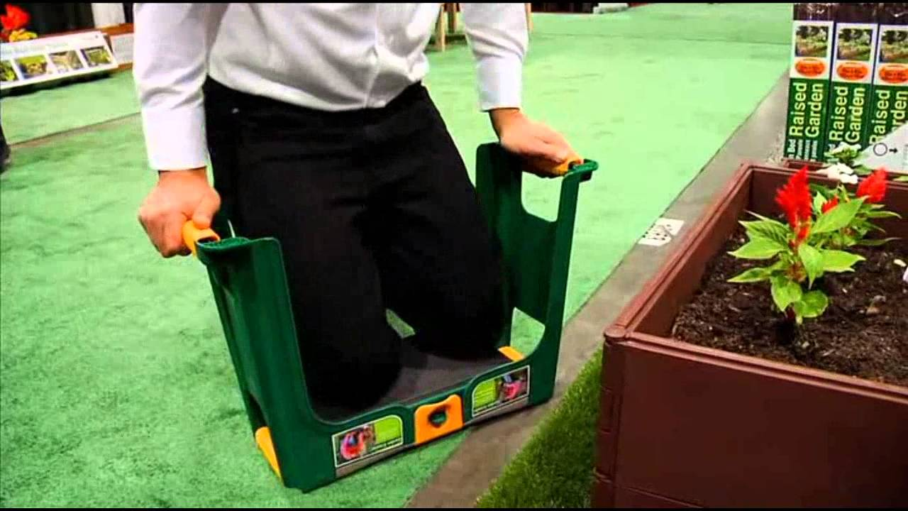 DF Omer Garden Kneeler   YouTube