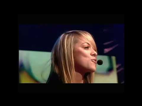 Atomic Kitten - The Tide Is High (The Brits Are Coming 2003)