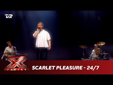 Scarlet Pleasure  '24/7'  (Live) | X Factor 2019 | TV 2