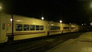 Trenes por Medina del Campo - Febrero 2014