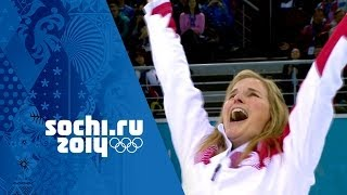 Curling Golds Inc: Double Gold For Canada   Sochi Olympic Champions
