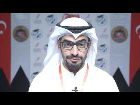 IPTC Official Interview with Omar Alfailakawi