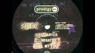 The Prodigy - fuel my fire [HQ vinyl]