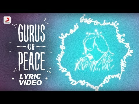 Gurus Of Peace - Official Lyric Video | Vande Mataram | Nusrat Fateh Ali Khan | A R Rahman