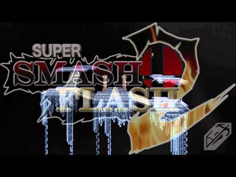 Super Smash Flash 2 V0.9b - Lunar Core