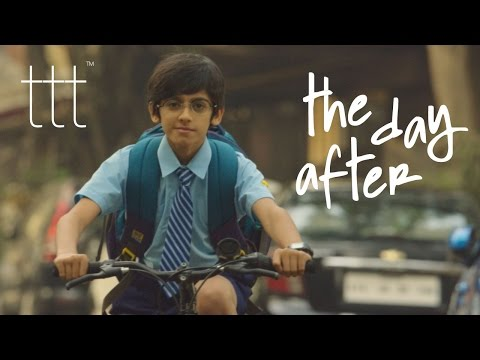 The Day After | Short Film of the Day
